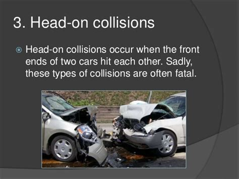 Car Types Common by 7 Common Types Of Car Accidents