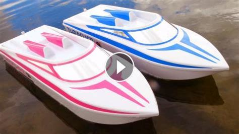rc jet boat unboxing rc adventures jems new 6s lipo quot pretty in pink quot thrasher