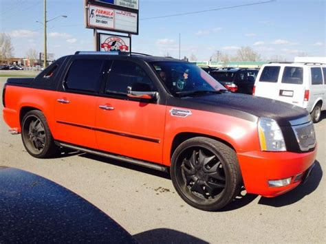 Custom Cadillac Escalade Ext by Custom 2007 Cadillac Escalade Ext