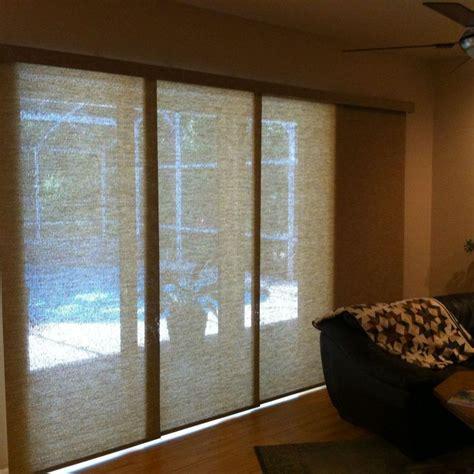 Insulated Blinds For Sliding Glass Doors 25 Best Ideas About Sliding Door Blinds On Sliding Door Coverings Blinds For