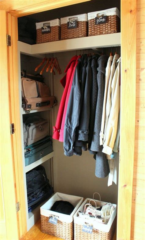 coat closet shoe storage something similar to this for coat closet just need to