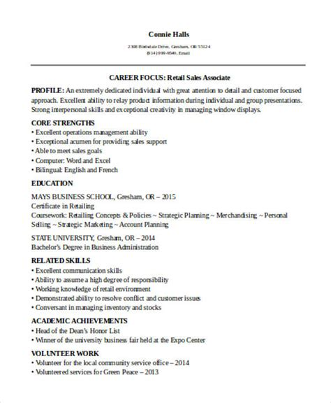Entry Level Sales Resume by 30 Printable Sales Resume Templates Pdf Doc Free