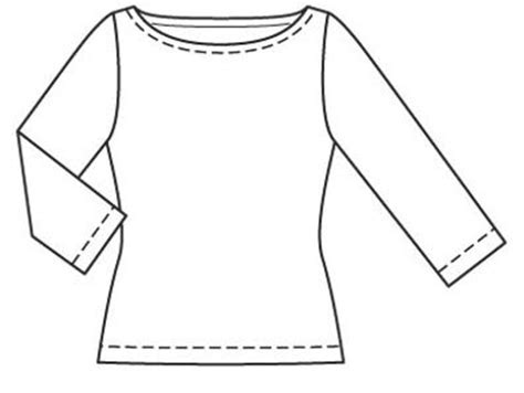boat neck shirt sewing pattern free boat neck knitting patterns very simple free