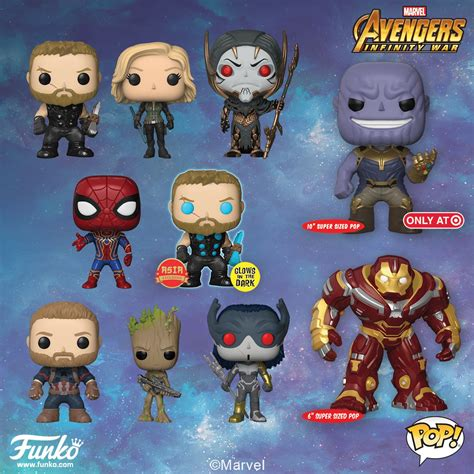 Funko Pop Marvel 2 Vision funko infinity war pop vinyls up for order
