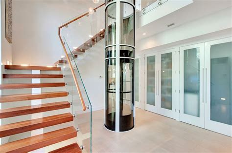 house with elevator residential elevator cost staircase contemporary with