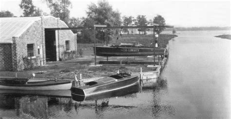 century boats history lake wawasee classic boat show promotes the history of