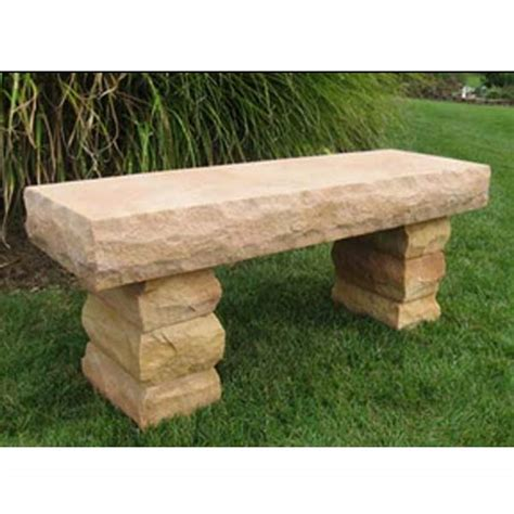 sandstone benches outdoor sunset sandstone bench