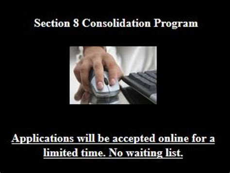 online section 8 application los angeles california section 8 housing application