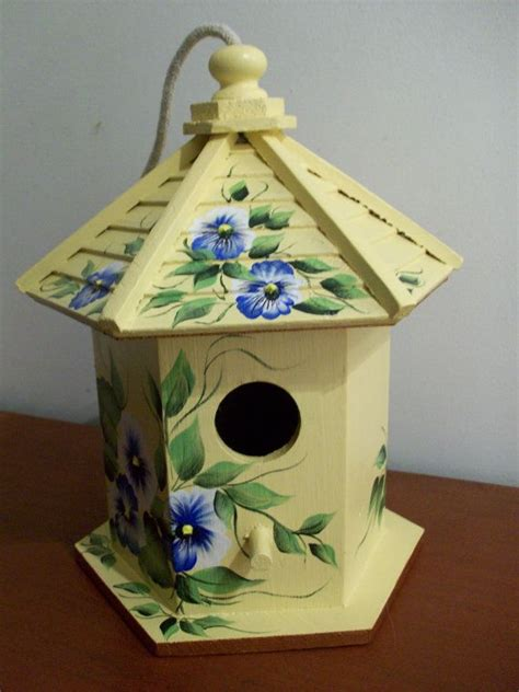 painted bird houses designs 92 best images about painted birdhouse ideas on pinterest purple bird jimmy buffett