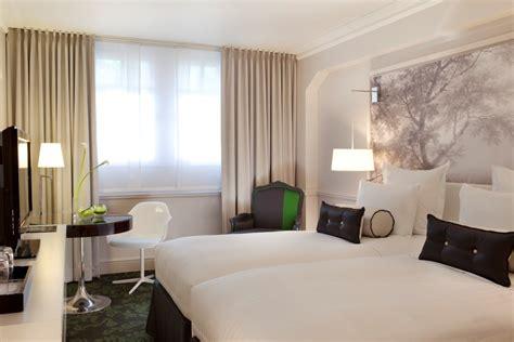 chambre hotel deco chambre hotel luxe visuel 6