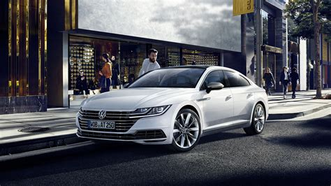 volkswagen arteon r line the new arteon