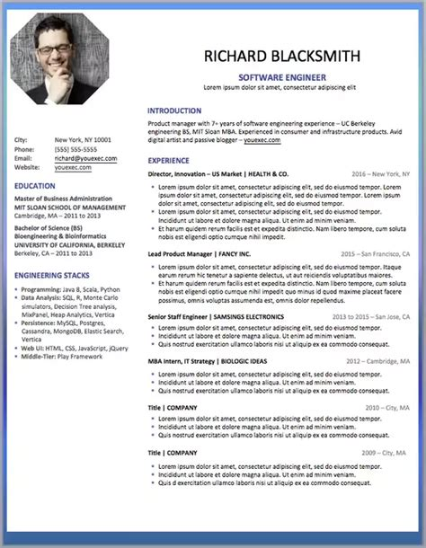 9 Resume Killers by Can You A Killer Resume Template Quora