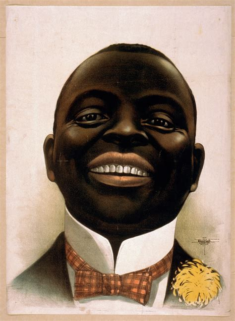bust portrait  smiling african american facing front
