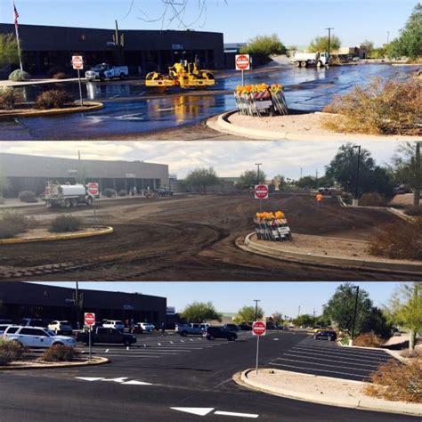 Post Office Apache Junction by Shane S Grading Paving Inc Arizona Proview
