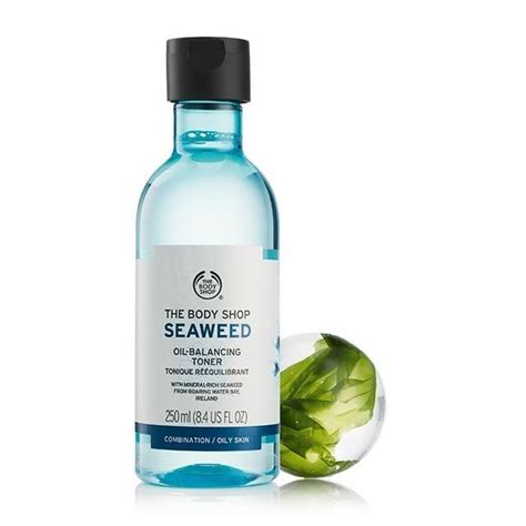 Toner The Shop seaweed balancing toner the shop 174