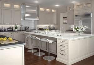 Shaker White Kitchen Cabinets Kitchen Bishop Inset Shaker Cabinets Contemporary Kitchen Philadelphia By Line