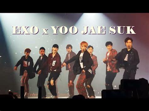 exo dancing king full 160911 exo yoo jae suk dancing king exo rdium in