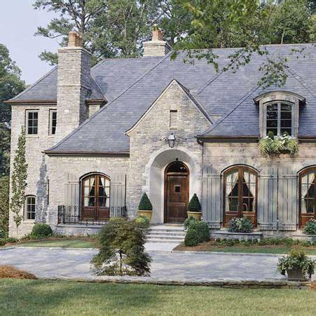 French Country Style Home by Best 25 French Country Exterior Ideas On Pinterest