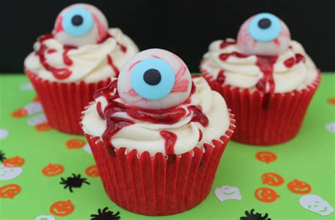 halloween eyeball cake decorations goodtoknow