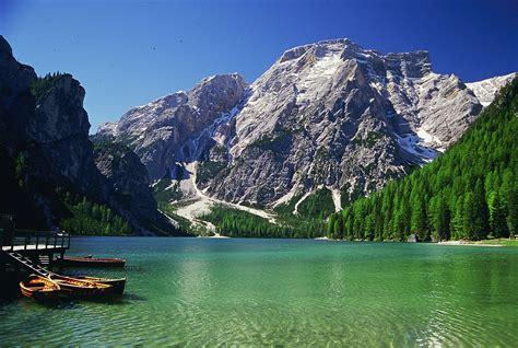 La Lago by Lago Di Braies Una Perla Di Incomparabile Bellezza Tra I