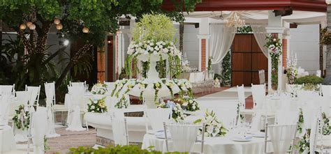 Patio Victoria: Wedding Venues in Manila   Party Venue in