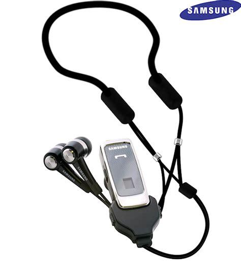 Headset Mono Samsung digitalsonline samsung wep870 mono stereo dual bluetooth headset
