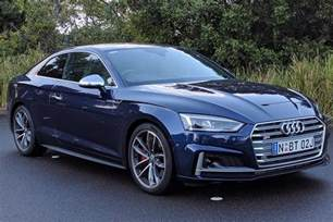 Audi S5 Coupe Price Audi S5 Coupe 2017 Review Weekend Test Carsguide