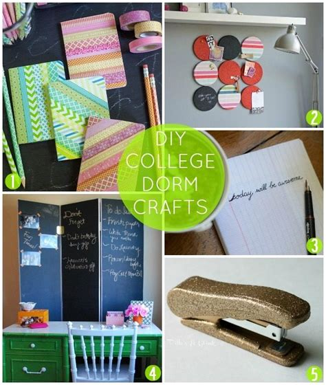 summer diy projects for college students craft it up before school starts diy ideas for the college chintomby lewis