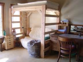 build your room for free diy project how to make a loft bed for your dorm room