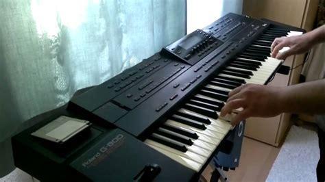 Keyboard Roland G800 Roland G 800 Gecen Yil Bu Zamanlar