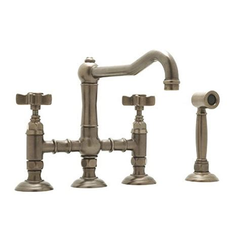kitchen faucets seattle rohl kitchen faucets bridge keller supply company