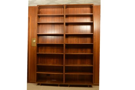 caixa contemporary bookcase modern bookcases mid century modern bookcases ebth