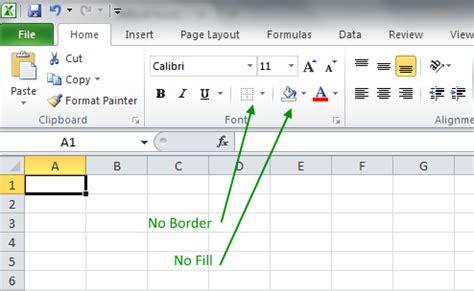 format excel borders reset excel to default borders stack overflow