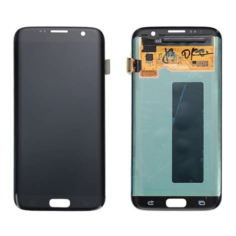 Lcd Samsung S7 Edge Replika replacement for samsung galaxy s7 edge g935 original lcd