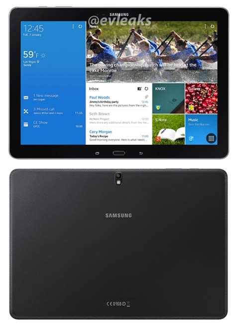 Tablet Samsung Note Pro updated with pictures galaxy note pro 12 2 galaxy tab