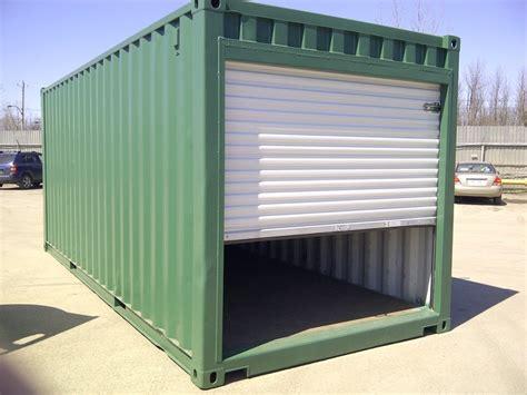 occasion fertiggarage shipping container garage ideasv