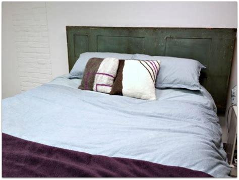 turn door into headboard 101 headboard ideas that will rock your bedroom