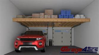 Garage Designs Ideas garage storage ideas custom overhead storage lofts
