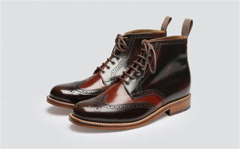 what we re wearing grenson boots s