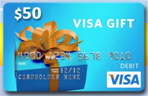 Visa Gift Card Through Email - enter to win a 50 visa gift card 100 winners