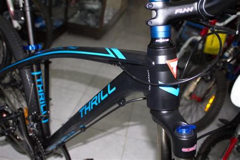 Sepeda Anak 16 Motor Trill sepeda mtb 27 5 quot inch thrill ravage 4 0 ae rp 3 350 000