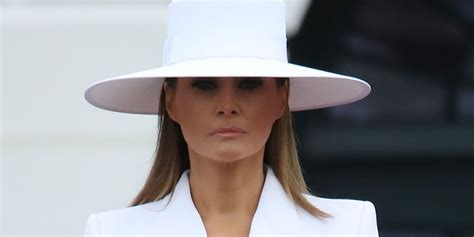 hat bousa ya bet melania s white beyonce formation meets olivia pope hat