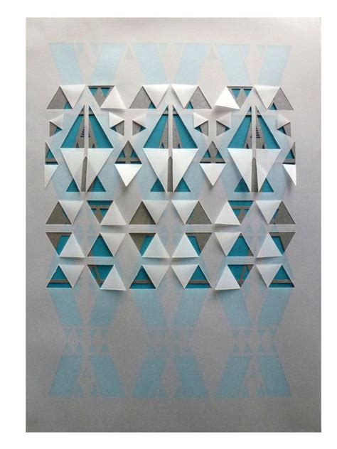 geometric pattern paper 17 best images about folding sheet metal on pinterest