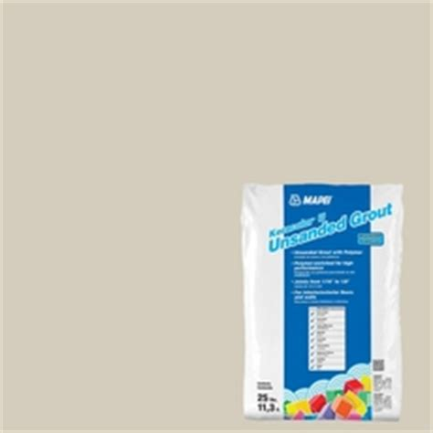 mapei 14 biscuit keracolor unsanded grout 25lb