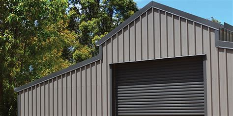 Colorbond Shed Colour Schemes by Pin Range Including Zincalume Silver Take A Look At The