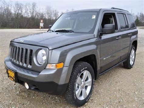 2012 Jeep Patriot Sport 2012 Jeep Patriot Sport Jeep