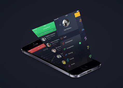 app layout mockup app showcase mockup psd freebiesbug