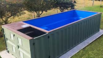 shipping container pools take off reshniratnam couriermail the courier mail