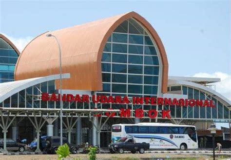 Penerbangan Bandar Udara pilihan penerbangan ke lombok dari berbagai kota di tanah air