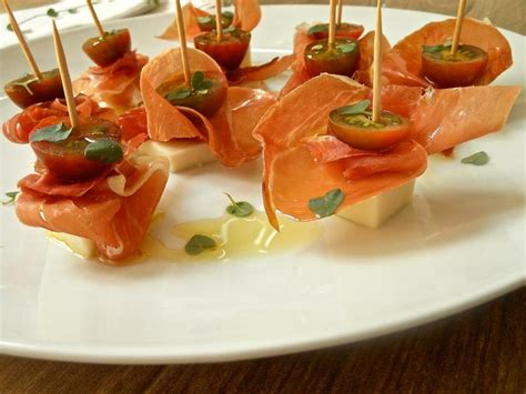 cool canapes canapes economicos canaps fciles with canapes